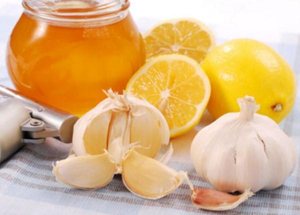 Рецепт молодости льняное масло мед чеснок лимон